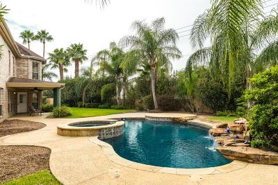 Seabrook Single Family Home For Sale: 1607 Shoreline Court