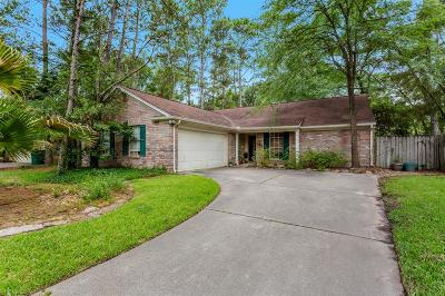 The Woodlands Single Family Home For Sale: 26 Still Corner Place