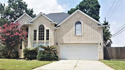Humble Single Family Home For Sale: 9839 Canterbury Drive