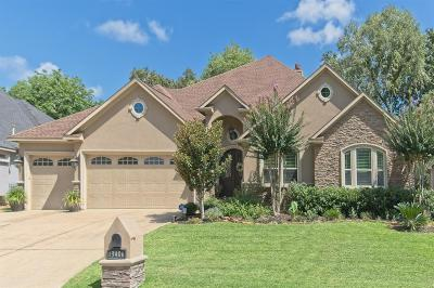 Montgomery Single Family Home For Sale: 13406 Hilton Head Drive