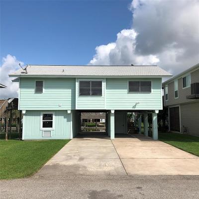 Bayou Vista Single Family Home For Sale: 1033 Redfish Street