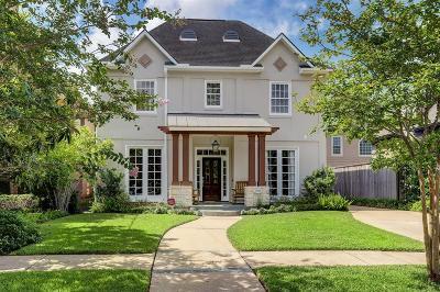 West University Place Single Family Home For Sale: 2919 Cason