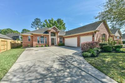 Cypress Single Family Home For Sale: 14418 Rosehill Estates Lane