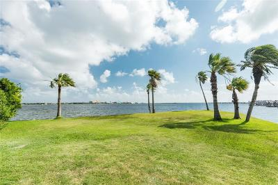 Galveston Residential Lots & Land For Sale: 1019 Palm Cove Court