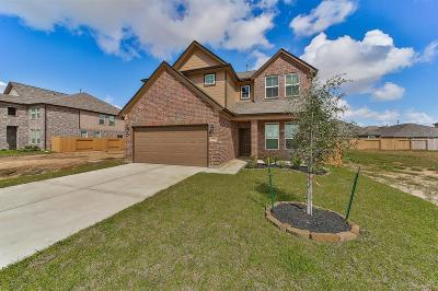 Katy Single Family Home For Sale: 20618 Iron Timber Lane