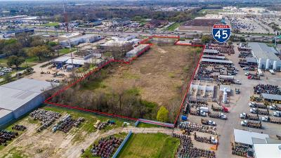 Houston Residential Lots & Land For Sale: 10200 North Fwy