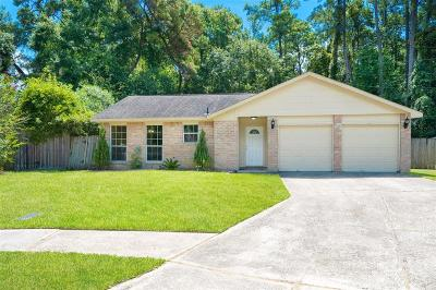 Humble Single Family Home For Sale: 19806 Moonriver Drive