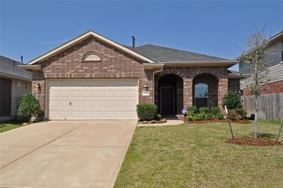 Richmond TX Single Family Home For Sale: $275,000