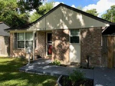 Pearland Single Family Home For Sale: 2132 Pearland Avenue
