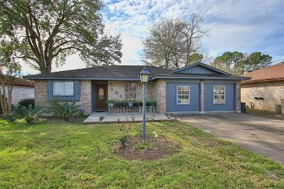 Houston Single Family Home For Sale: 406 Hollyvale Drive