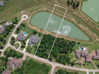 Tomball Residential Lots & Land For Sale: 17426 Champions Lakeway