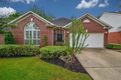 Cypress Single Family Home For Sale: 14823 Carolina Falls Lane
