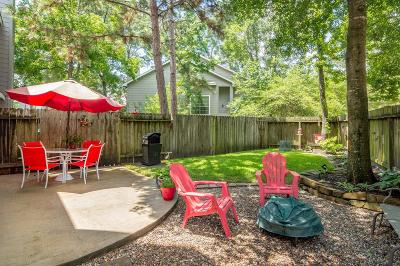 The Woodlands TX Condo/Townhouse For Sale: $195,000