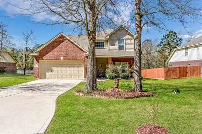 Willis Single Family Home For Sale: 10675 Sunflower Drive