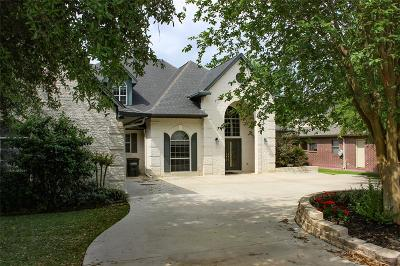 Willis Single Family Home For Sale: 7078 Edgewater Drive