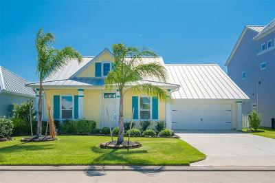 Texas City Single Family Home For Sale: 5331 Brigantine Cay Court