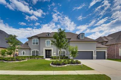 Spring Single Family Home For Sale: 3951 Rolling Thicket Drive