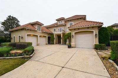 Houston Single Family Home For Sale: 11528 Noblewood Crest Lane