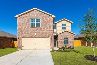 Katy Single Family Home For Sale: 113 Cross Mason Drive
