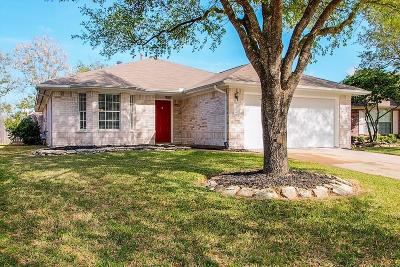 Cypress TX Single Family Home For Sale: $195,000