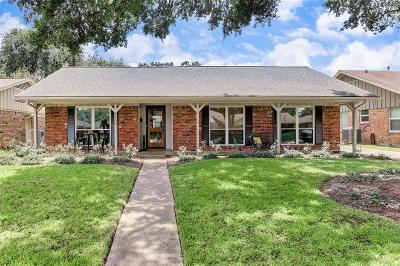 Houston Single Family Home For Sale: 6735 Cindy Lane