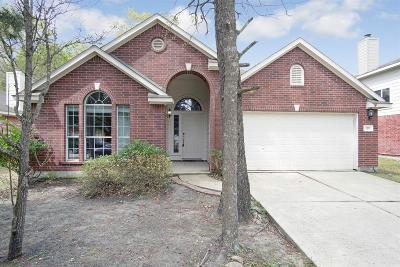 Conroe Single Family Home For Sale: 118 Genesee Ridge Drive