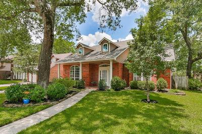 Kingwood Single Family Home For Sale: 3027 Creek Manor Drive
