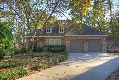The Woodlands Single Family Home For Sale: 4 Rosethorn Place