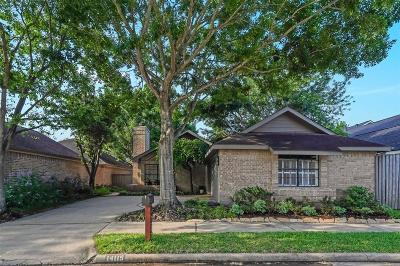 Houston Single Family Home For Sale: 14115 Withersdale Drive