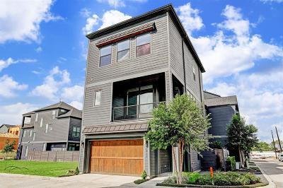 Houston Single Family Home For Sale: 1911 Easy Wind Lane