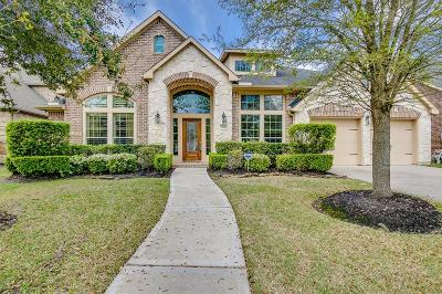 Sugar Land Single Family Home For Sale: 5606 Twin Rivers Court