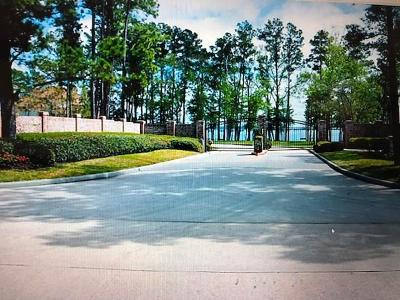 Conroe Residential Lots & Land For Sale: 3 Oak Bend Circle Circle