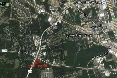 Conroe Residential Lots & Land For Sale: Loop 336