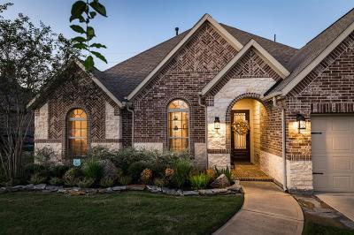 Fulshear TX Single Family Home For Sale: $409,500