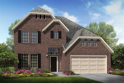 Missouri City Single Family Home For Sale: 3822 Venosa Court