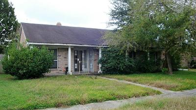 Houston Single Family Home For Sale: 6635 N Brownie Campbell