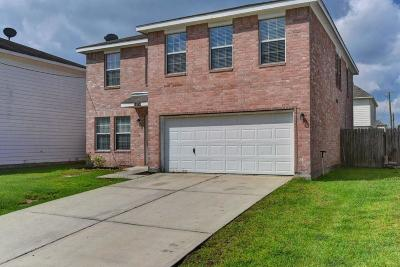 Conroe TX Single Family Home For Sale: $157,500