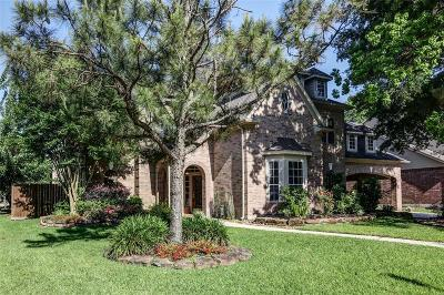 Kingwood Single Family Home For Sale: 3403 Rambling Pines Drive