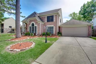 Spring Single Family Home For Sale: 17007 River Willow Drive