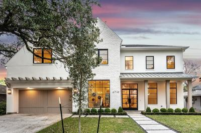 Houston Single Family Home For Sale: 4710 Waring Street