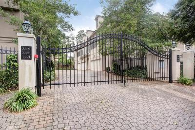 Houston Condo/Townhouse For Sale: 3235 Maroneal Street