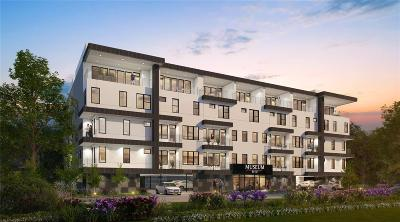Houston Condo/Townhouse For Sale: 4819 Caroline Street #206