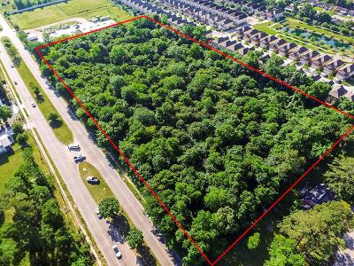 Houston Residential Lots & Land For Sale: W Tidwell Road