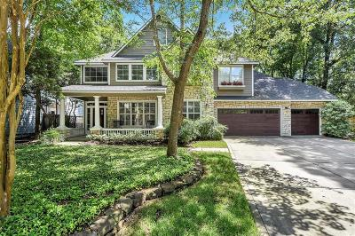 The Woodlands Single Family Home For Sale: 27 Classic Oaks Place