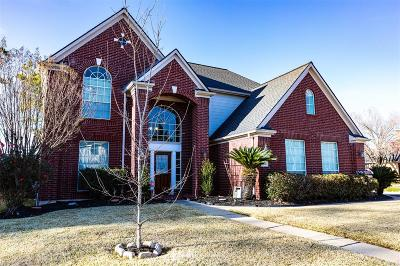 Tomball Single Family Home For Sale: 11802 Brush Canyon Drive