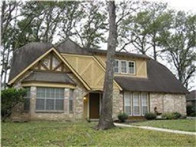 Rental For Rent: 15603 Falling Creek Drive