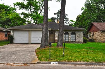 Spring Single Family Home For Sale: 5022 Fitzwater Drive