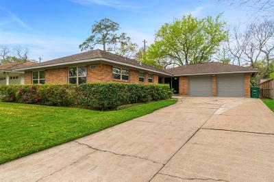 Houston Single Family Home For Sale: 1831 Seaspray Court