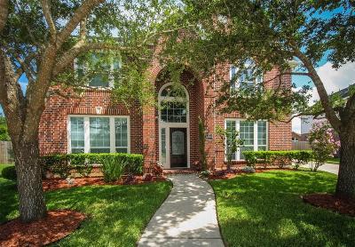Missouri City Single Family Home For Sale: 2534 Pioneer Oaks Drive