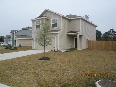 Magnolia Single Family Home For Sale: 24099 Wilde Drive